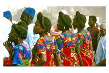 1st and only African Festival of Art and Culture (FESTAC), 1977 in Kaduna, Nigeria